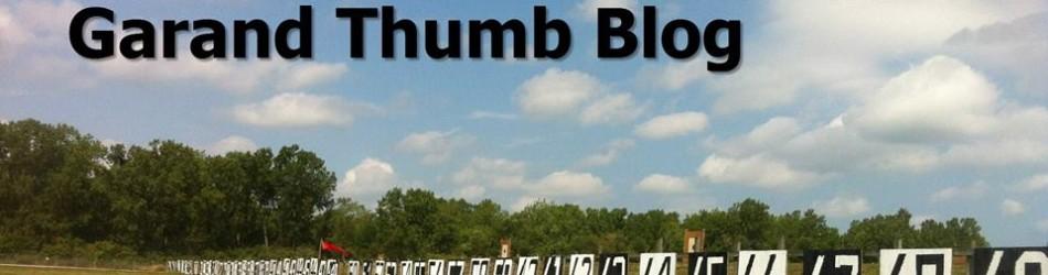 Garand Thumb Blog