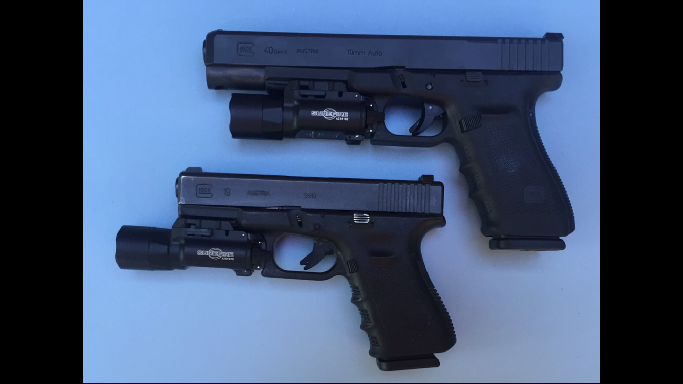 Glock G40 10mm: One Mean Mother F'er   Garand Thumb Blog